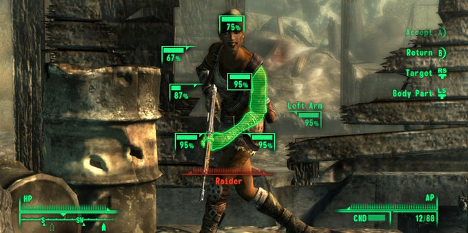 Fallout 3 - V.A.T.S