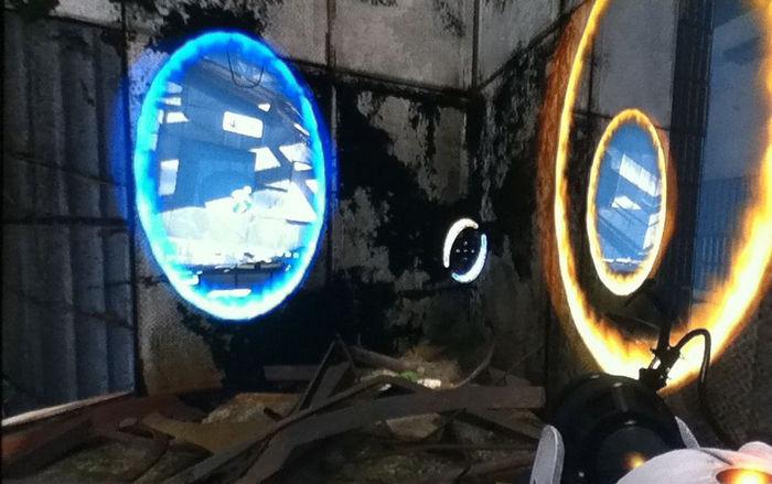 Portal 2 - Portaler
